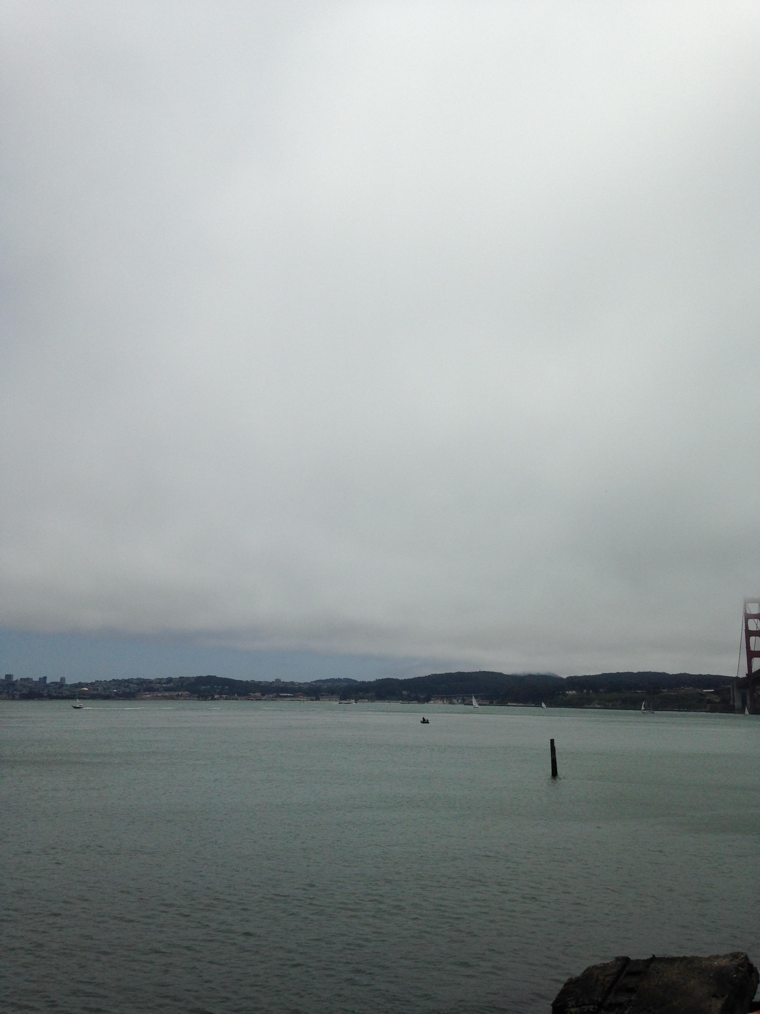 San Francisco, CA. © E.A. Crunden