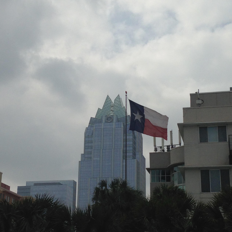 Happy Texas day. © E.A. Crunden