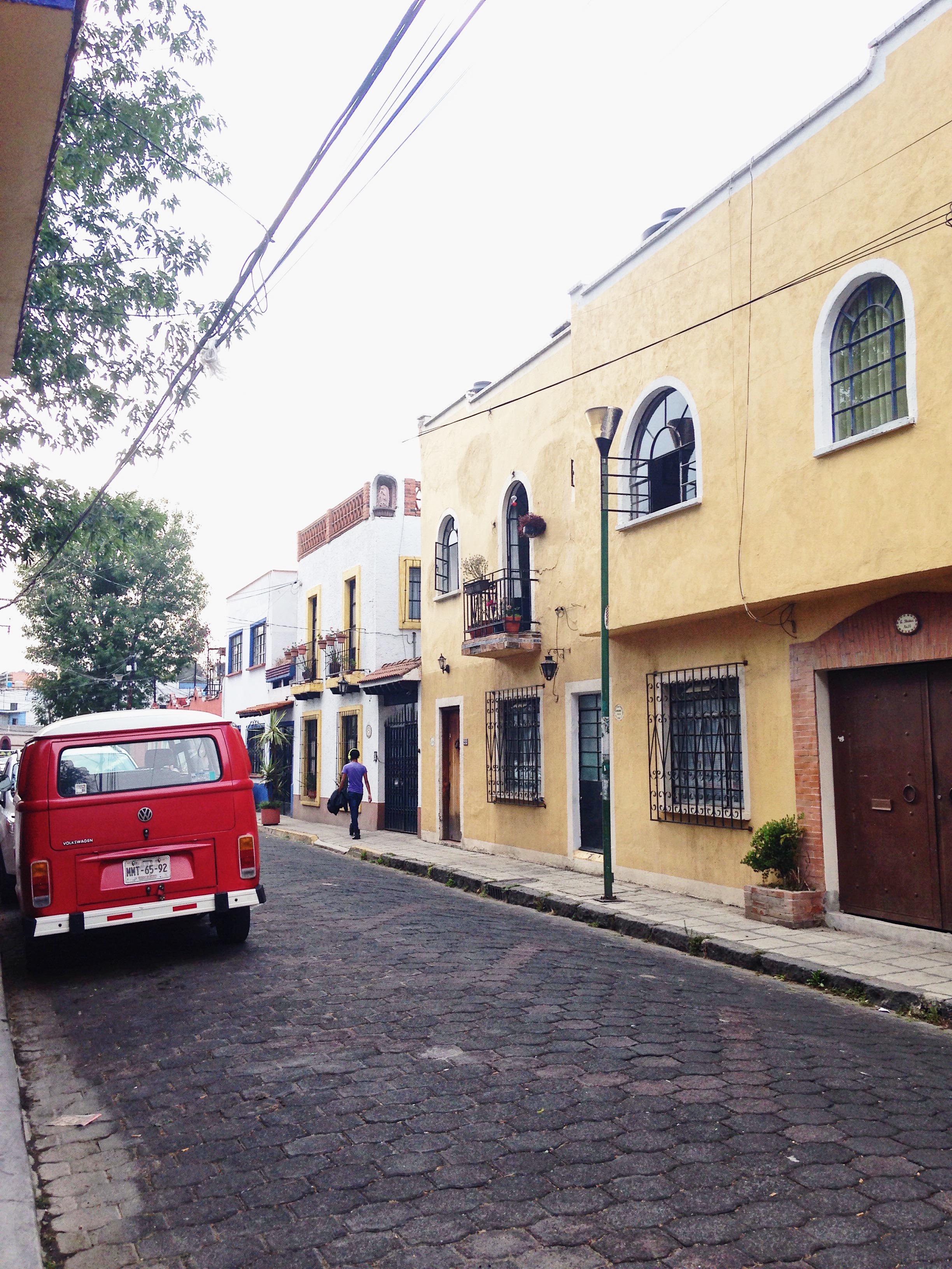 Mexico City. © E.A. Crunden