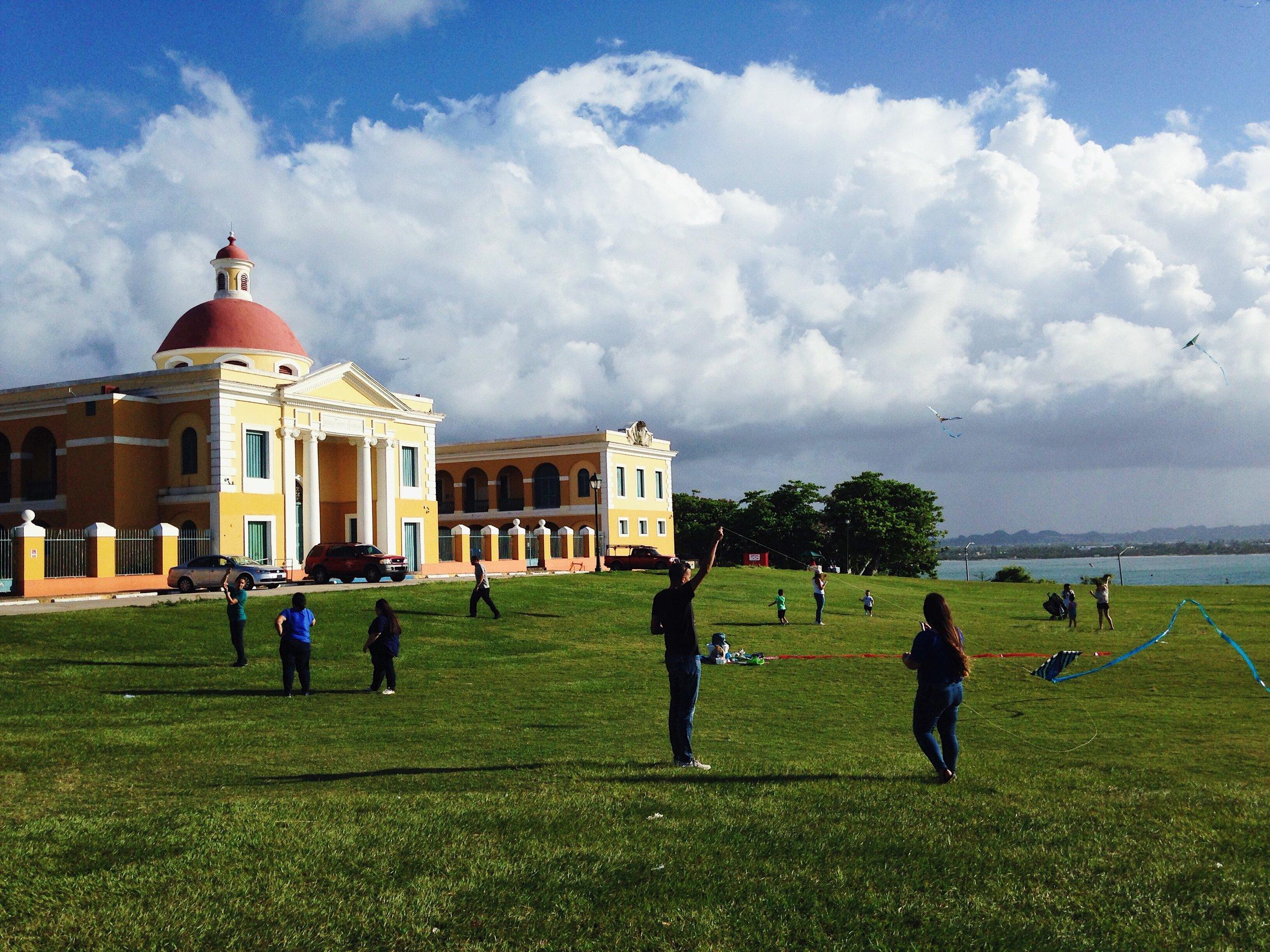 San Juan, Puerto Rico. © E.A. Crunden
