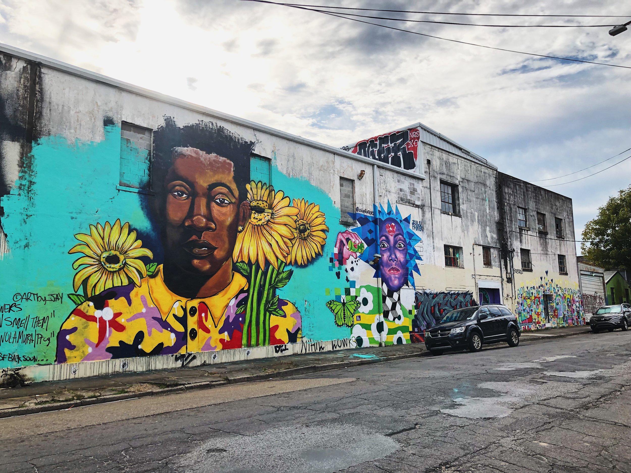 New Orleans. © E.A. Crunden