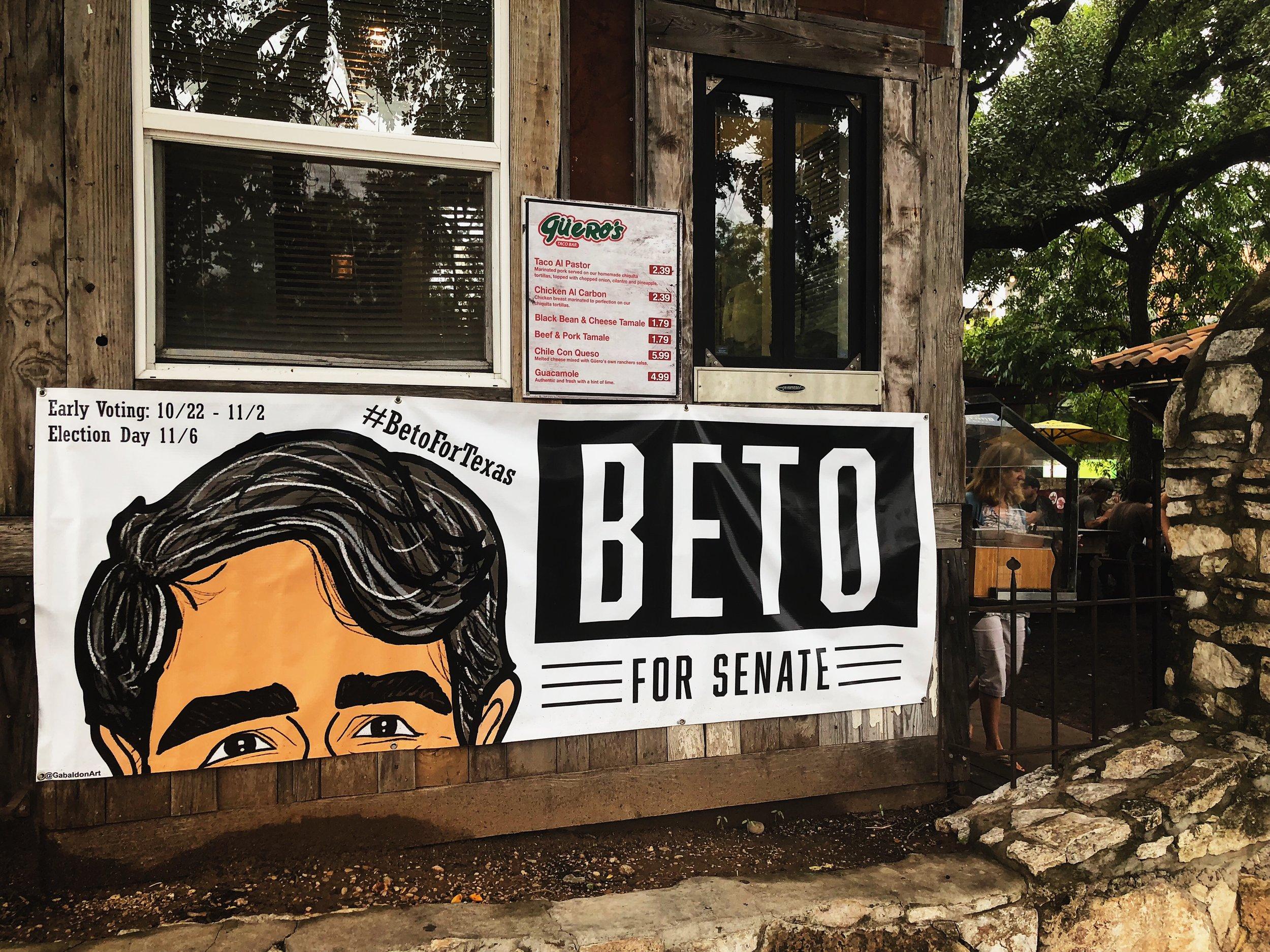 Austin, pre-November. © E.A. Crunden