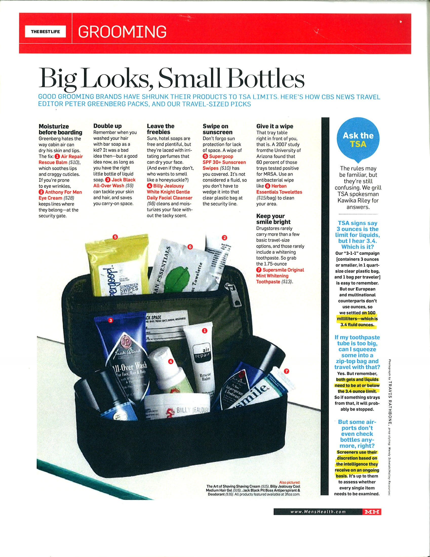 Big Looks, Small Bottles