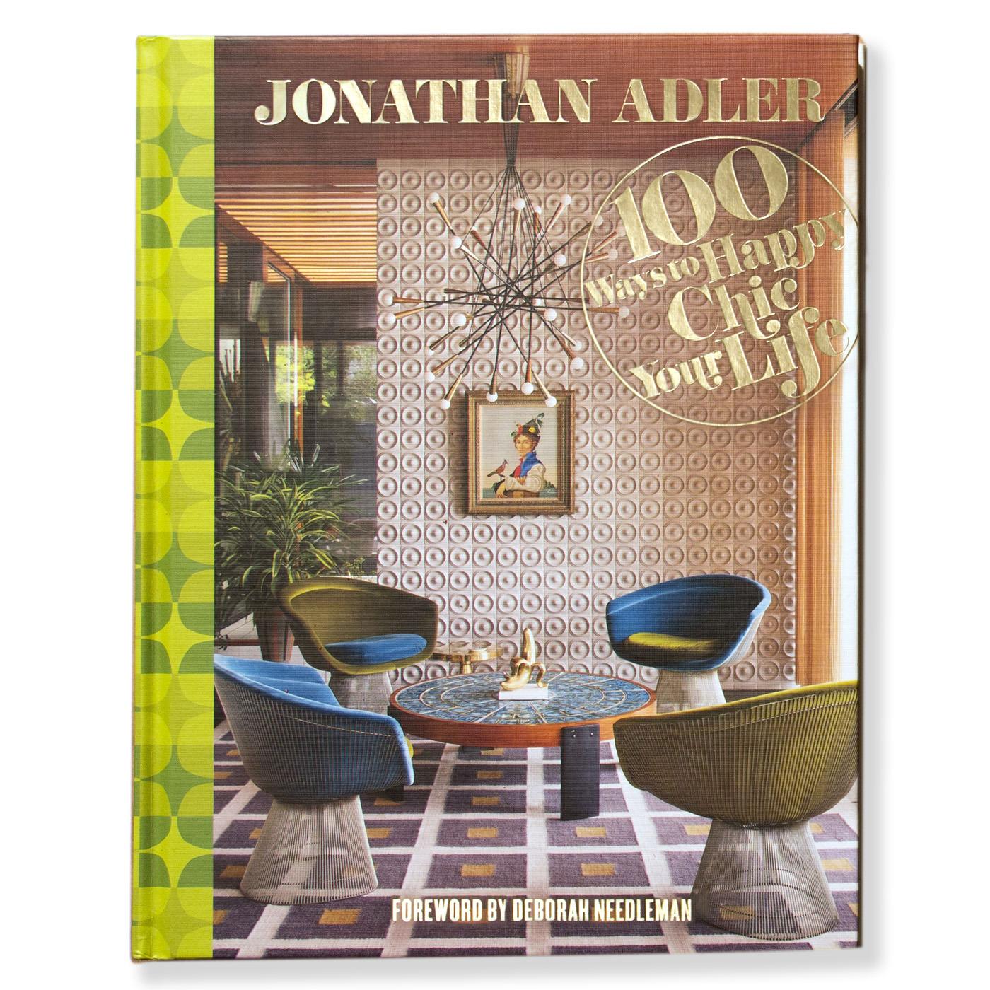 Jonathan Adler Q + A