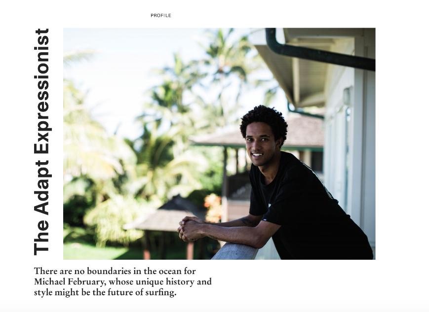 Surface magazine April 2019