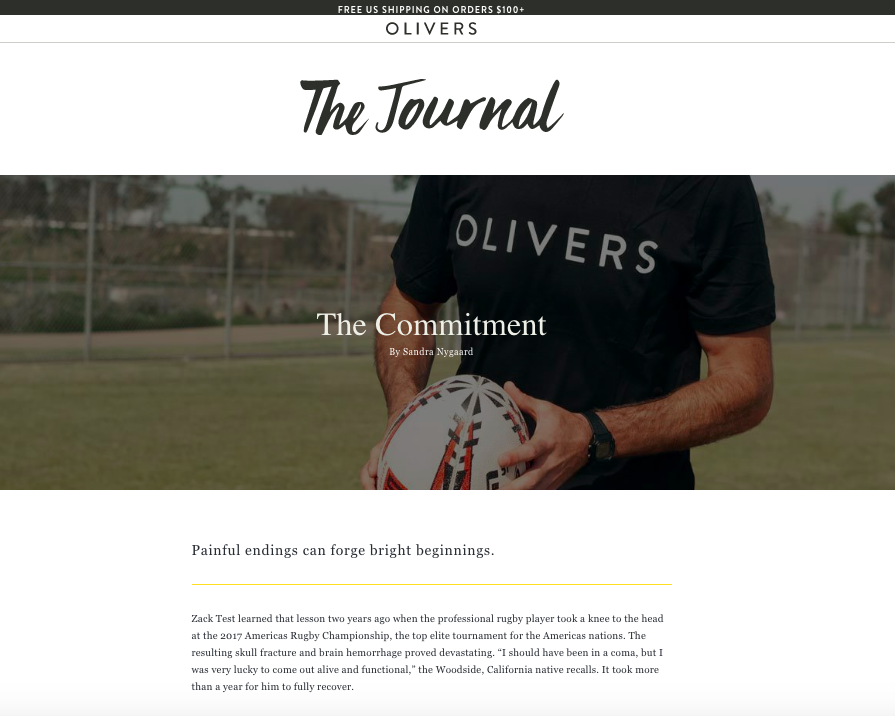 Olivers The Journal May 2019