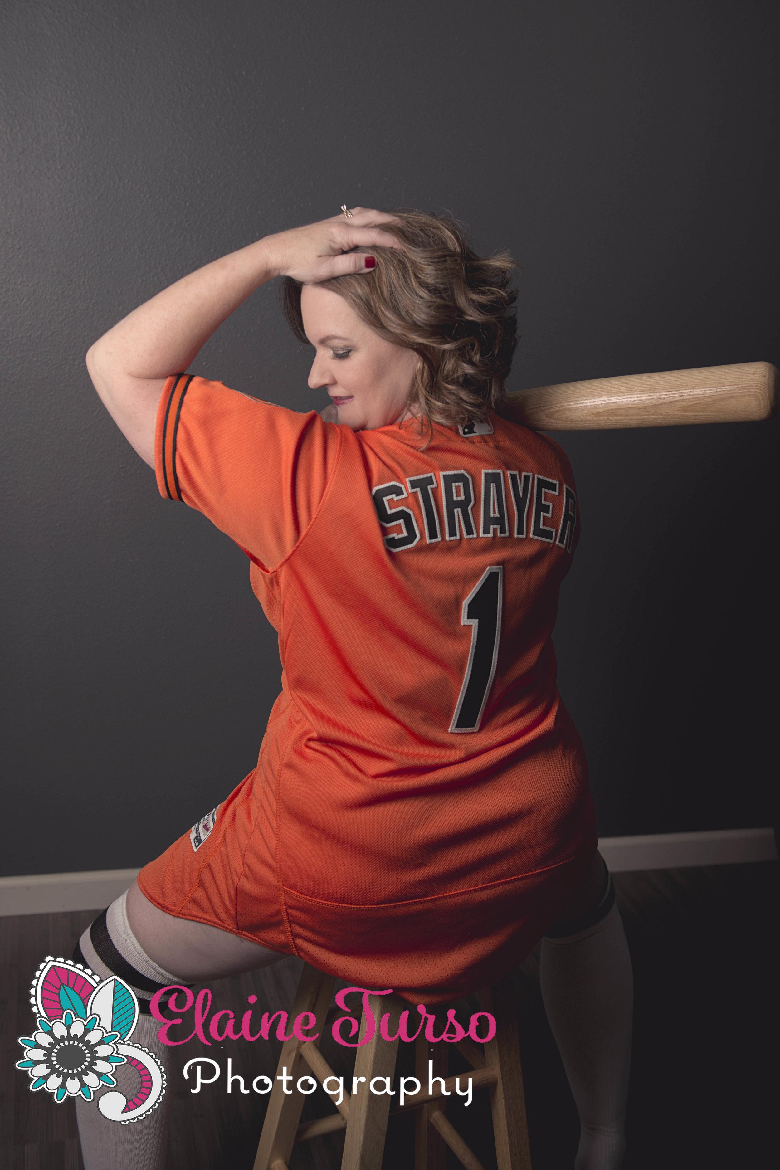 Sporty - Baseball Jersey