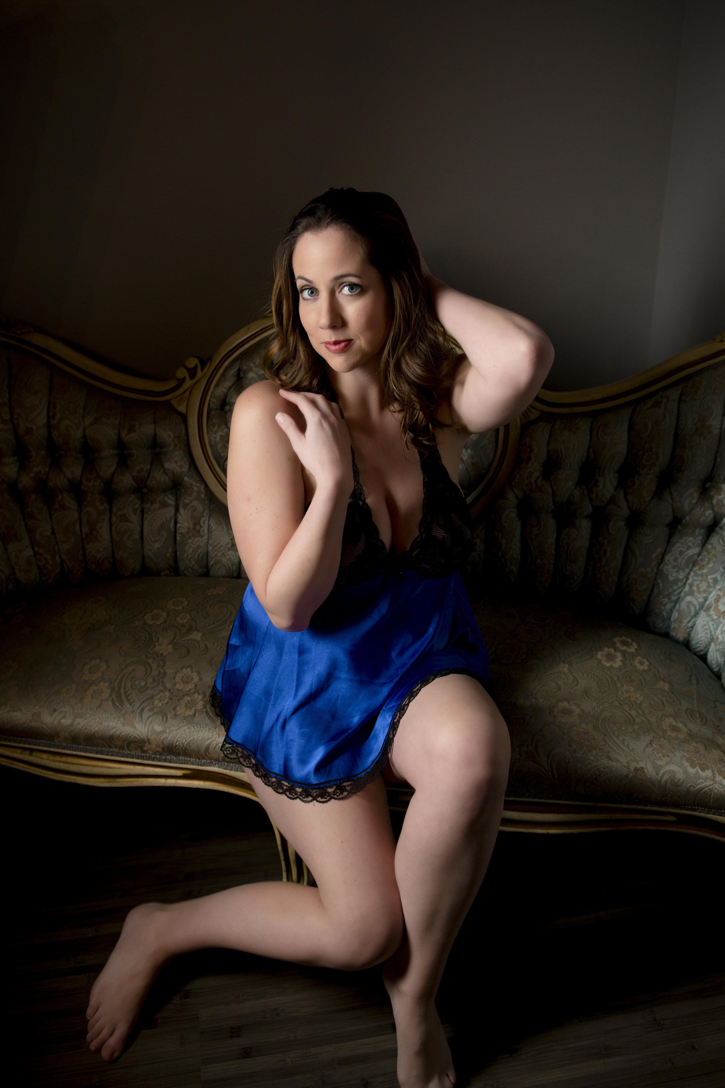 Erin - Blue