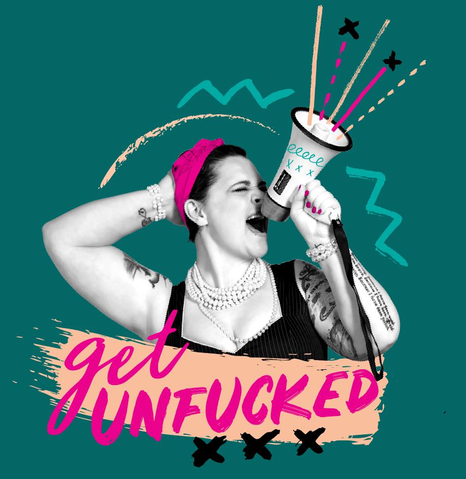 Get Unfucked logo