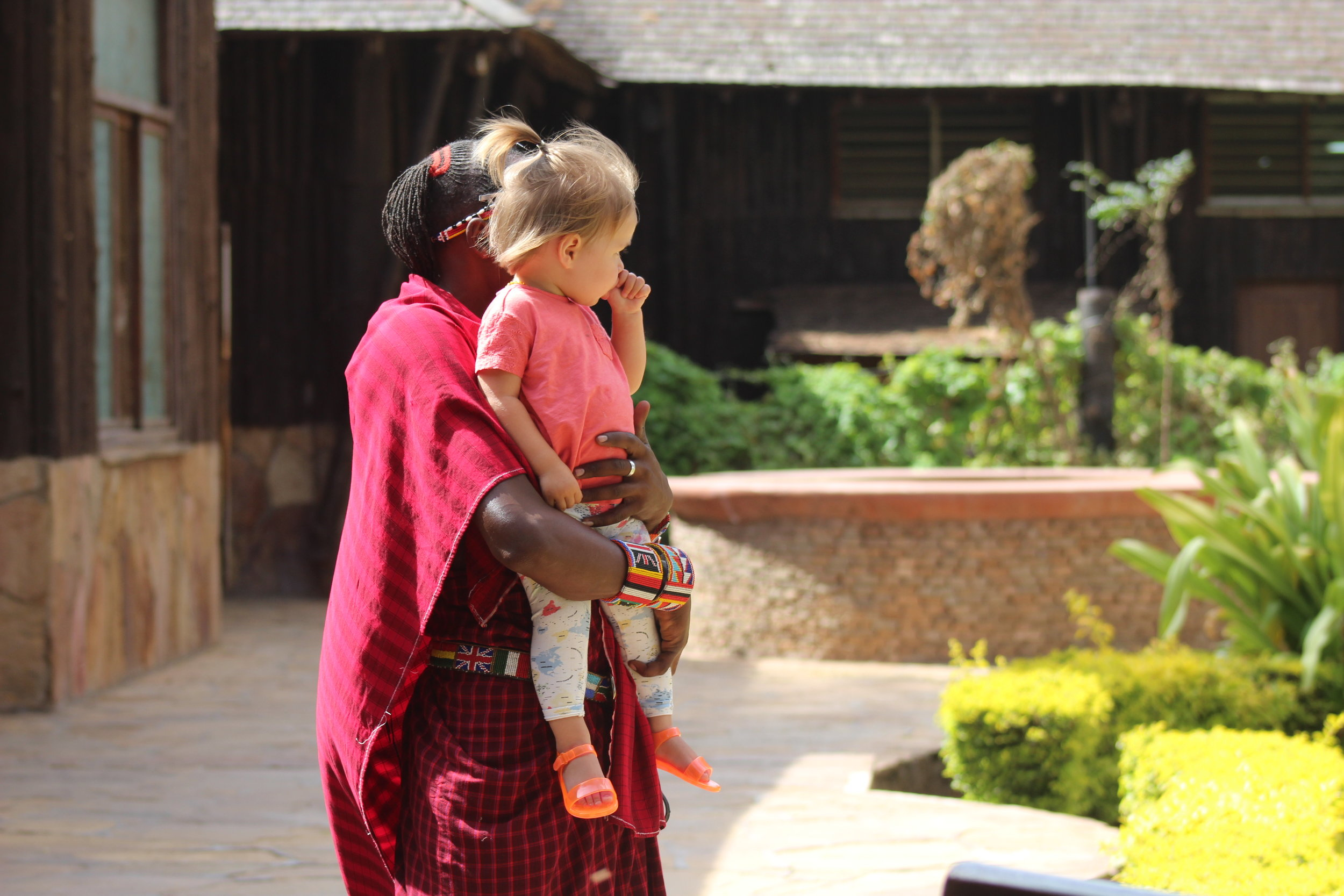Whisked Away Surprise Travel: Baby Love