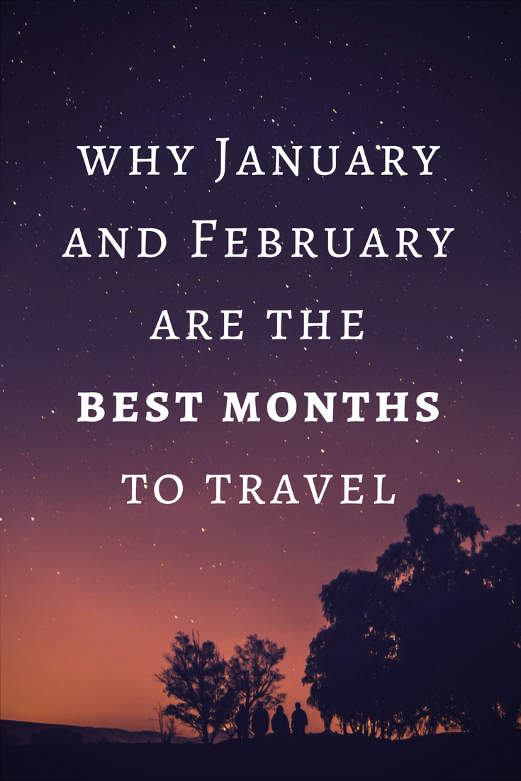Whisked Away Surprise Travel:  Travel in January & February