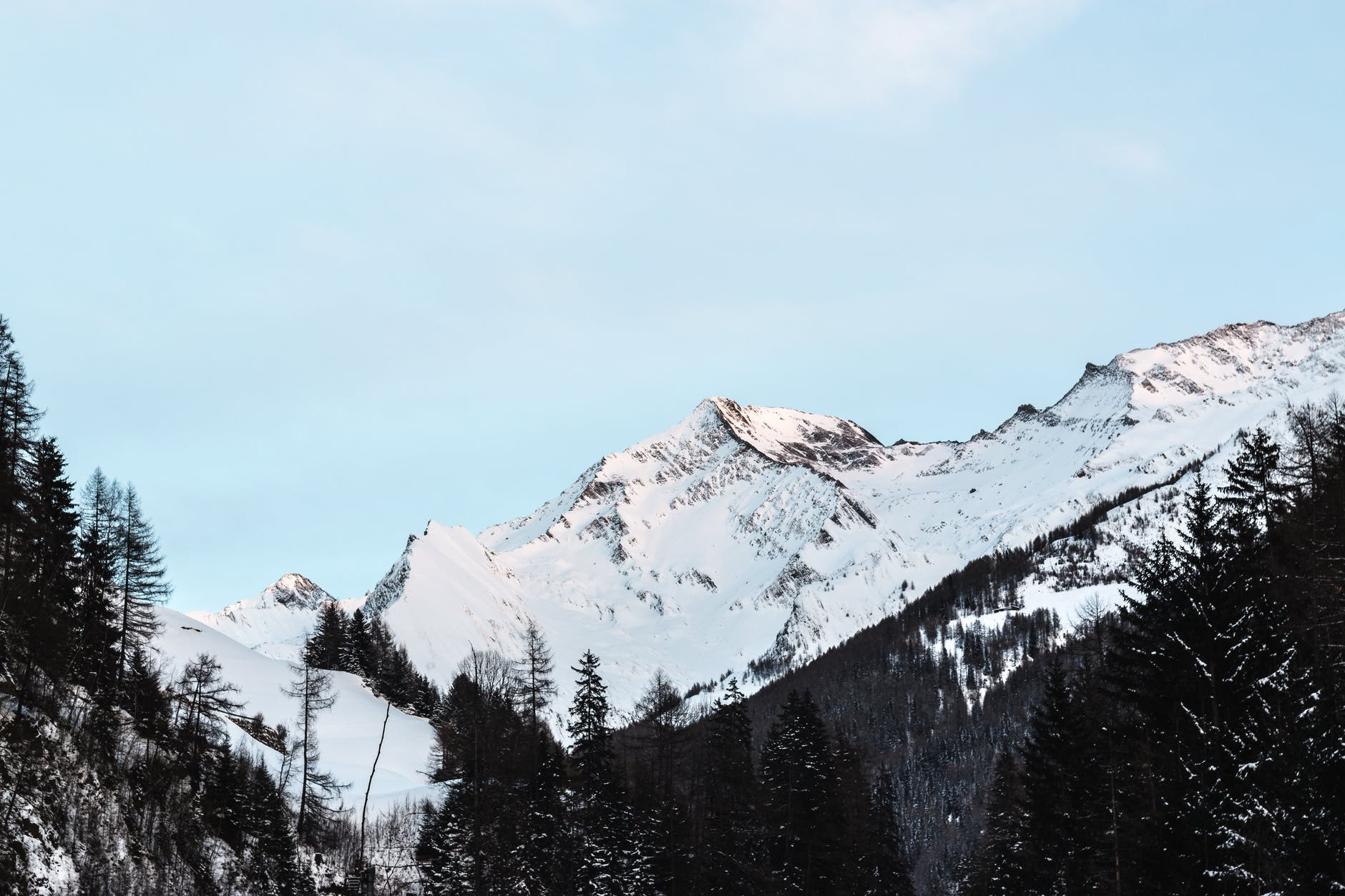 Whisked Away Surprise Travel:  Snowy Mountains