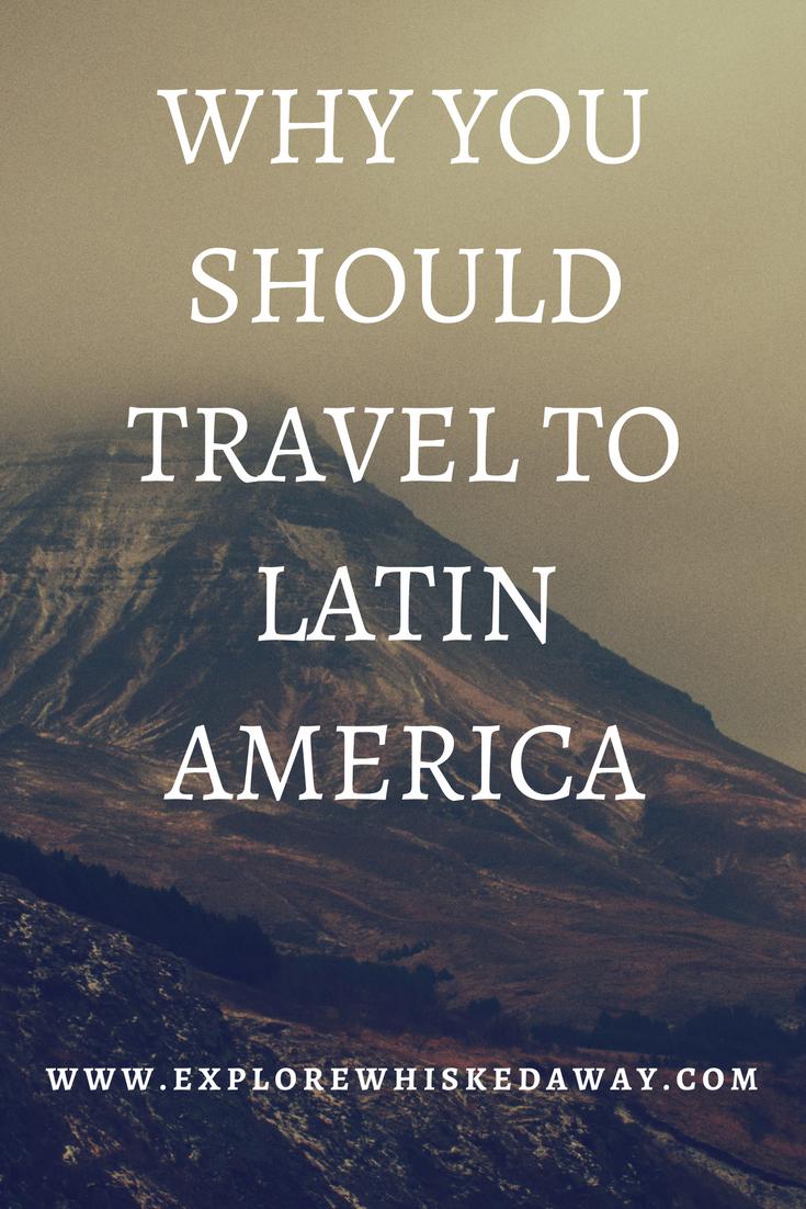 Whisked Away Surprise Travel:  Latin America
