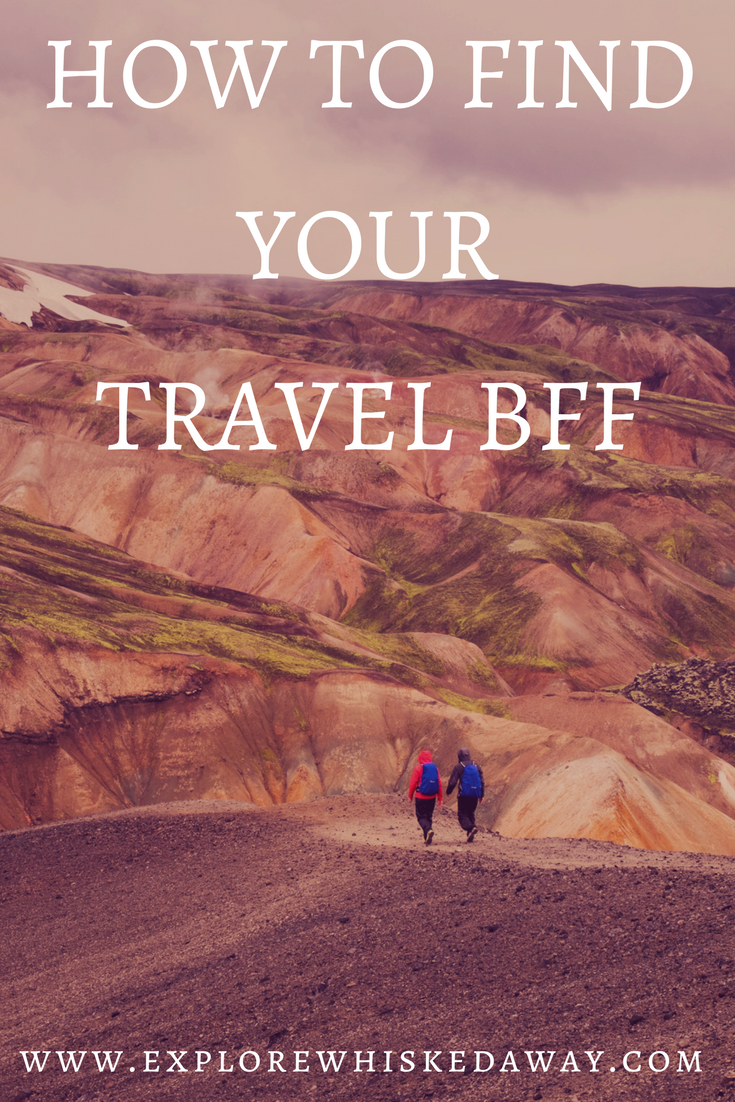 Whisked Away Surprise Travel:  How to Find your Travel BFF