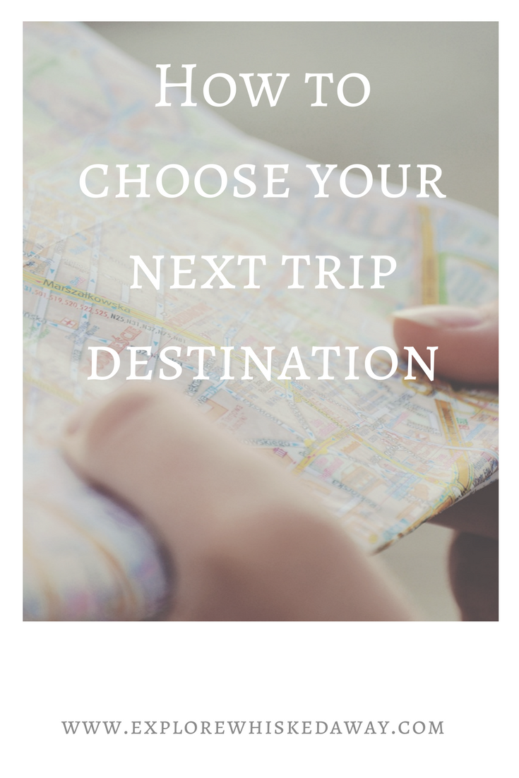 Whisked Away Surprise Travel: How to Choose Your Next Trip Destination