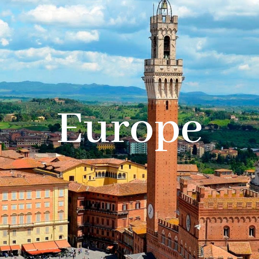 Surprise Trip:  Europe