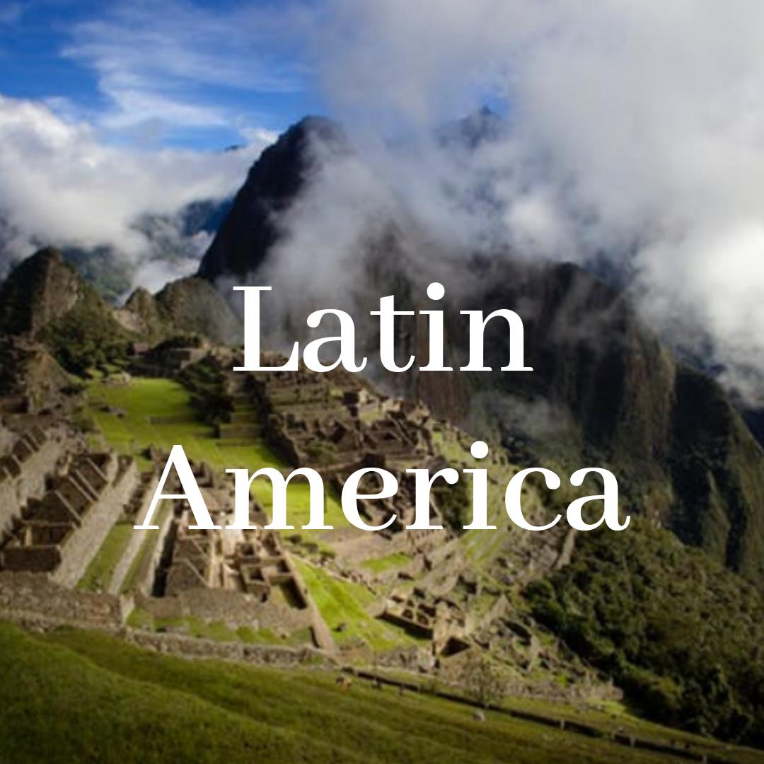 Surprise Trip:  Latin America