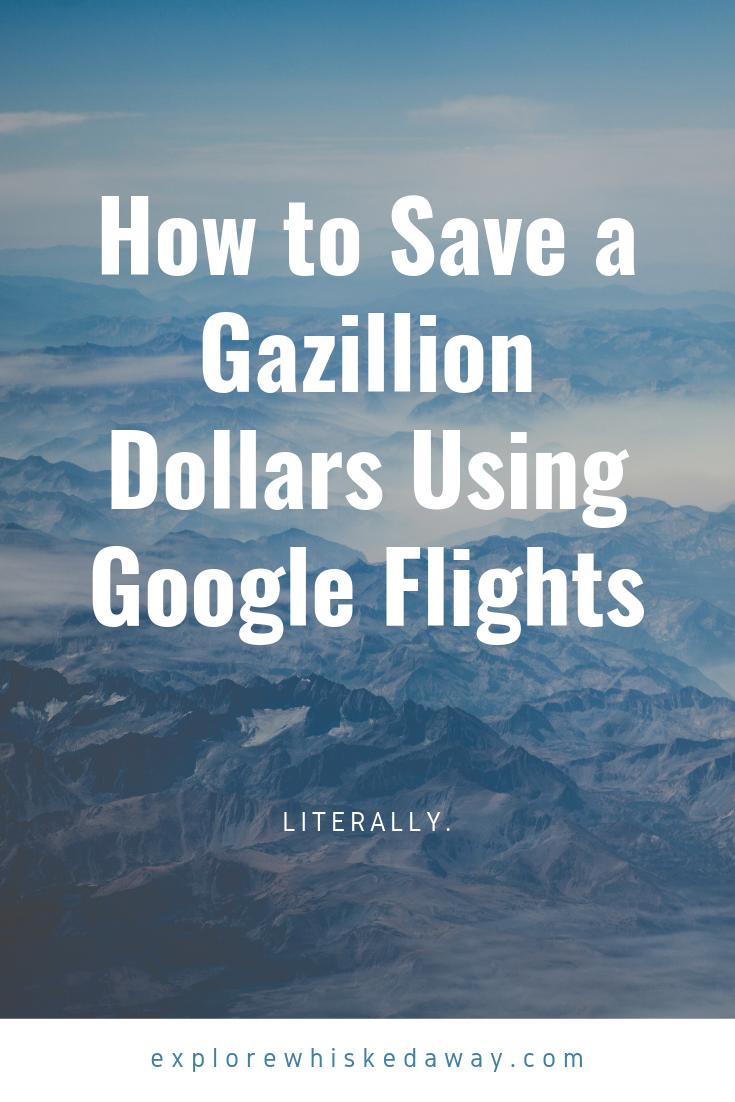 Whisked Away Surprise Travel Google Flights