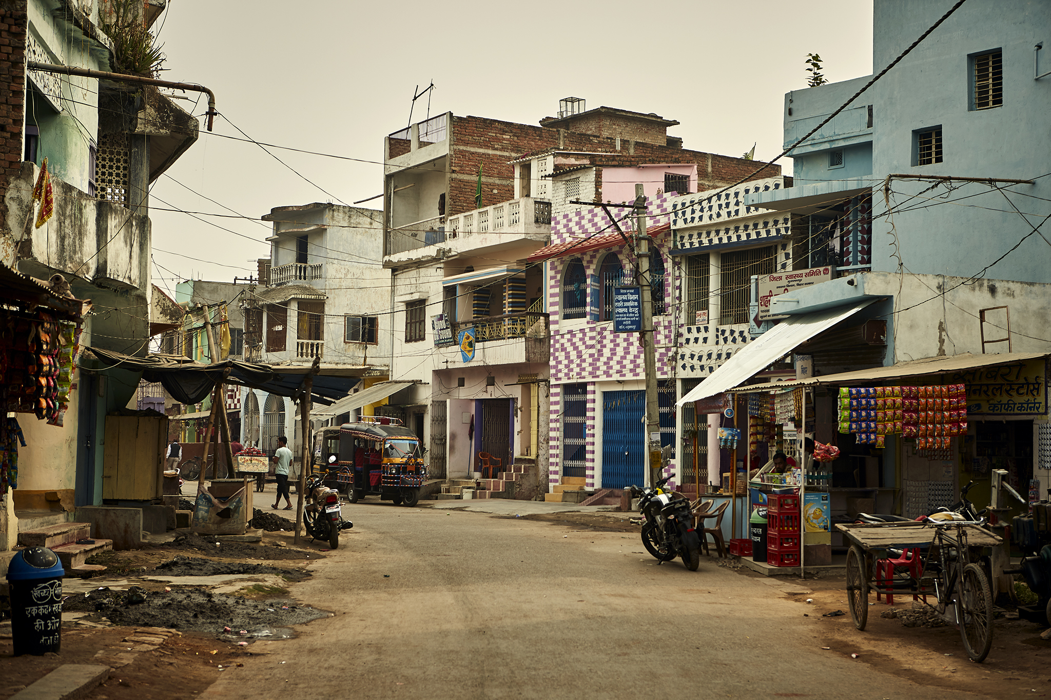 Red-light District Within Muzaffarpur, Bihar