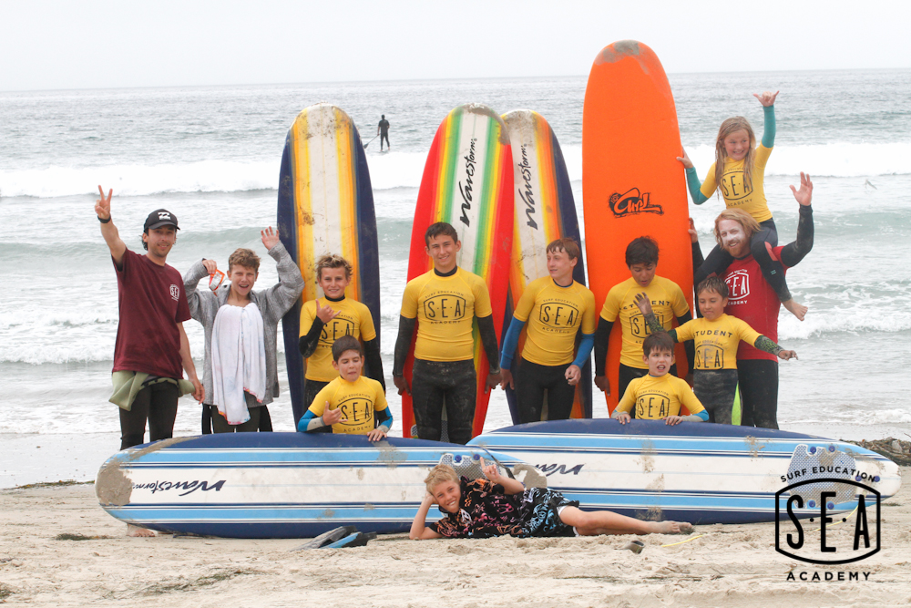 SUMMER SURF CAMPS - Space is limited, enroll today
