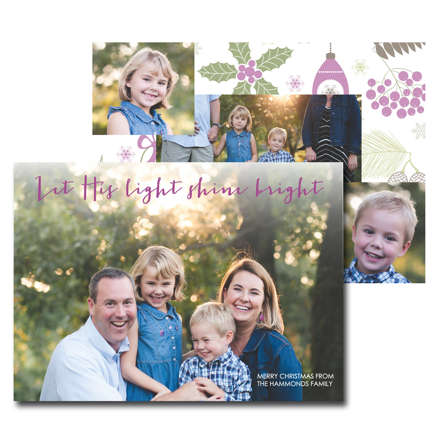multiple photo christmas card with bible verse.jpg