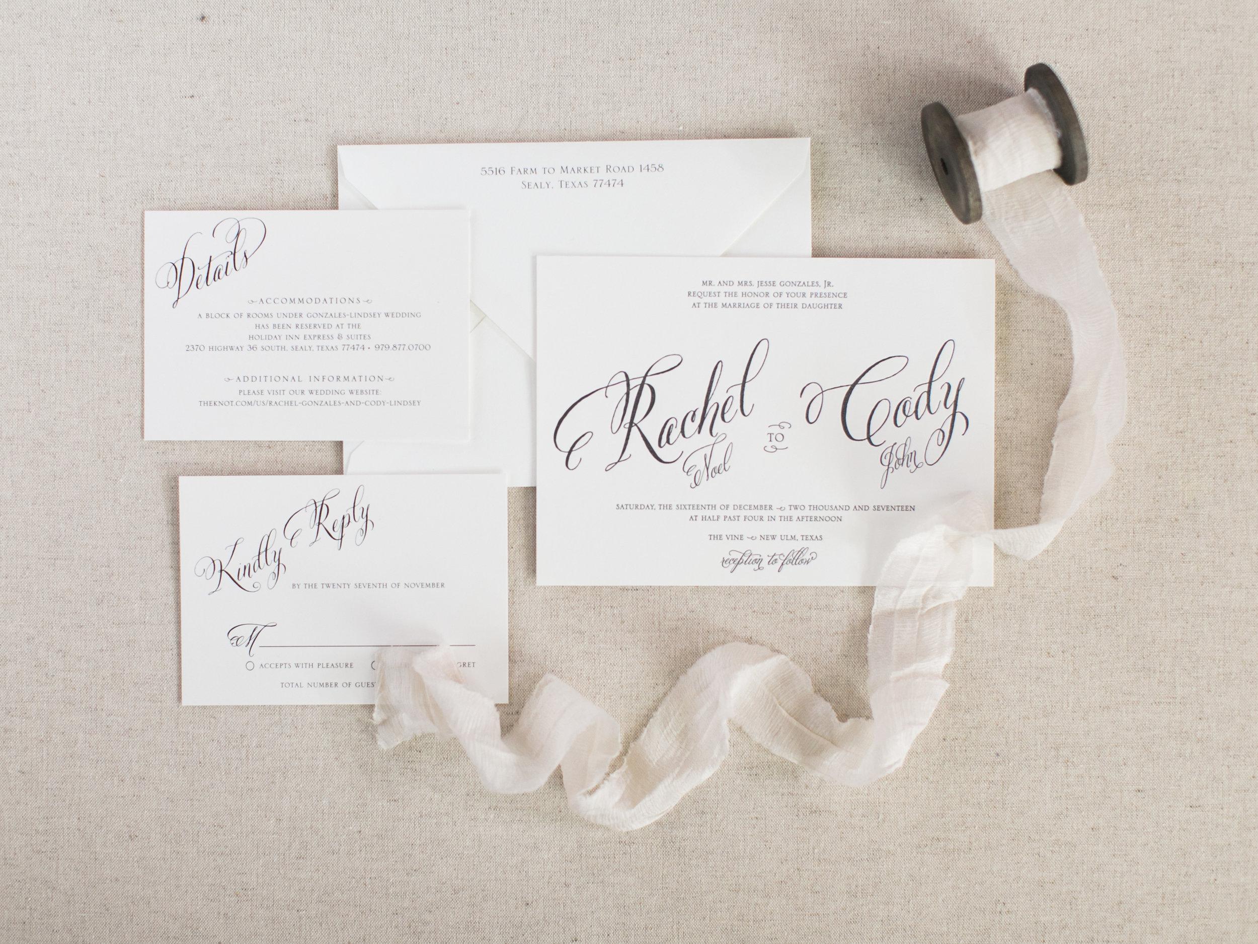 letterpress wedding invitation with black ink.jpg