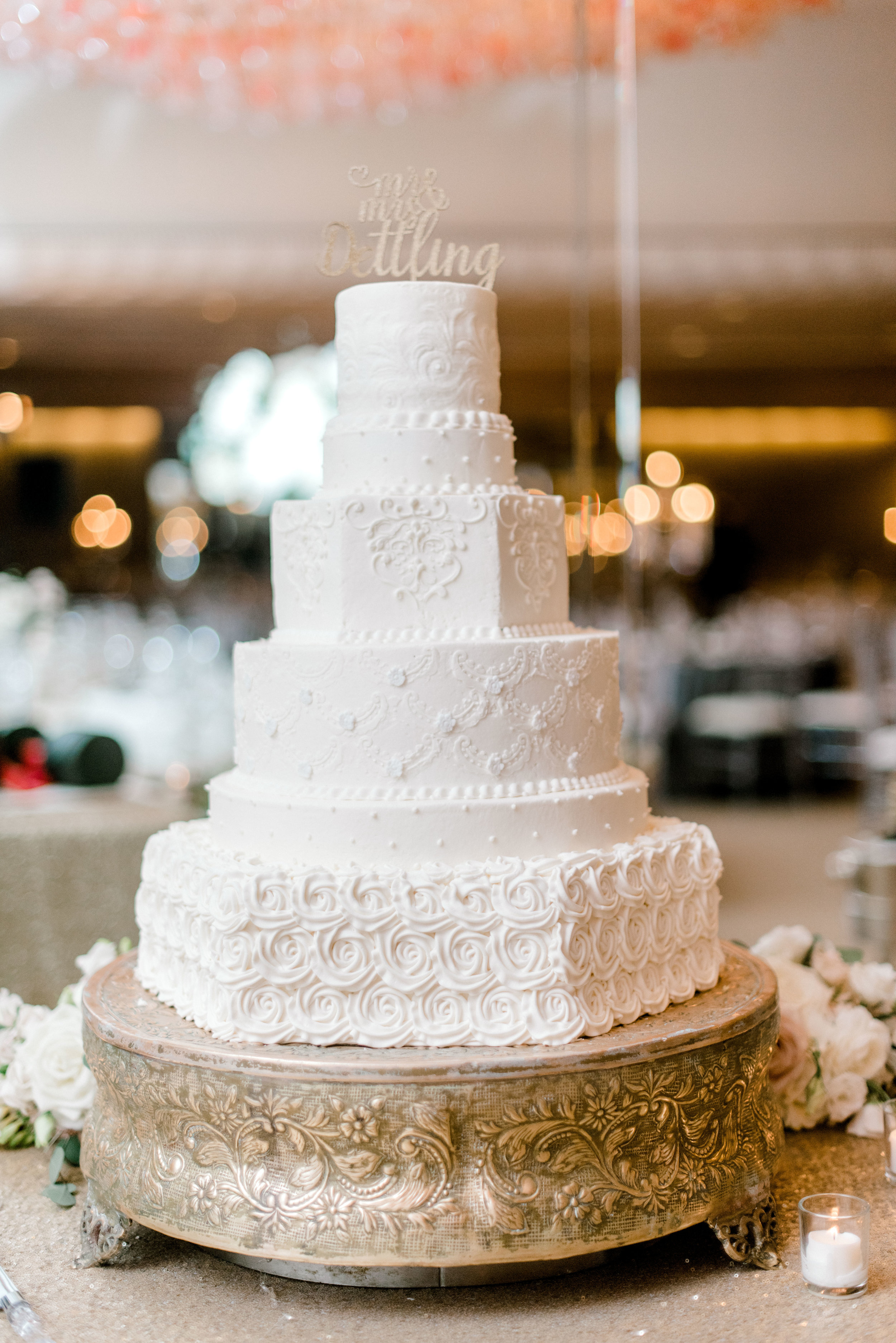 wedding cake houston wedding four seasons hotel.jpg