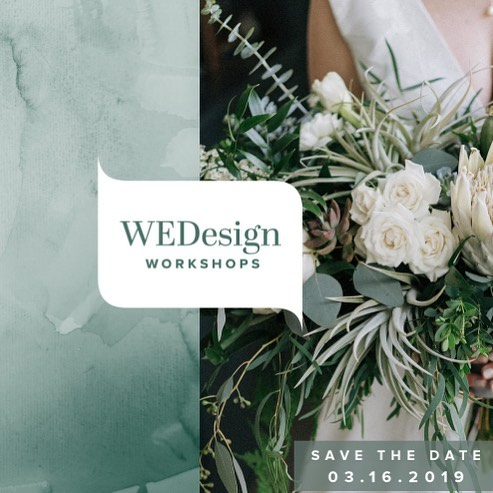Y'all. I'm so honored to be a part of the first WEDesign Workshop hosted by @twobewed! Are you a bride or know one that is knee deep in the planning process?! This is for you. I'm going to be sharing all kinds of paper goodness and hope you'll join us! Go visit @twobewed for more details!