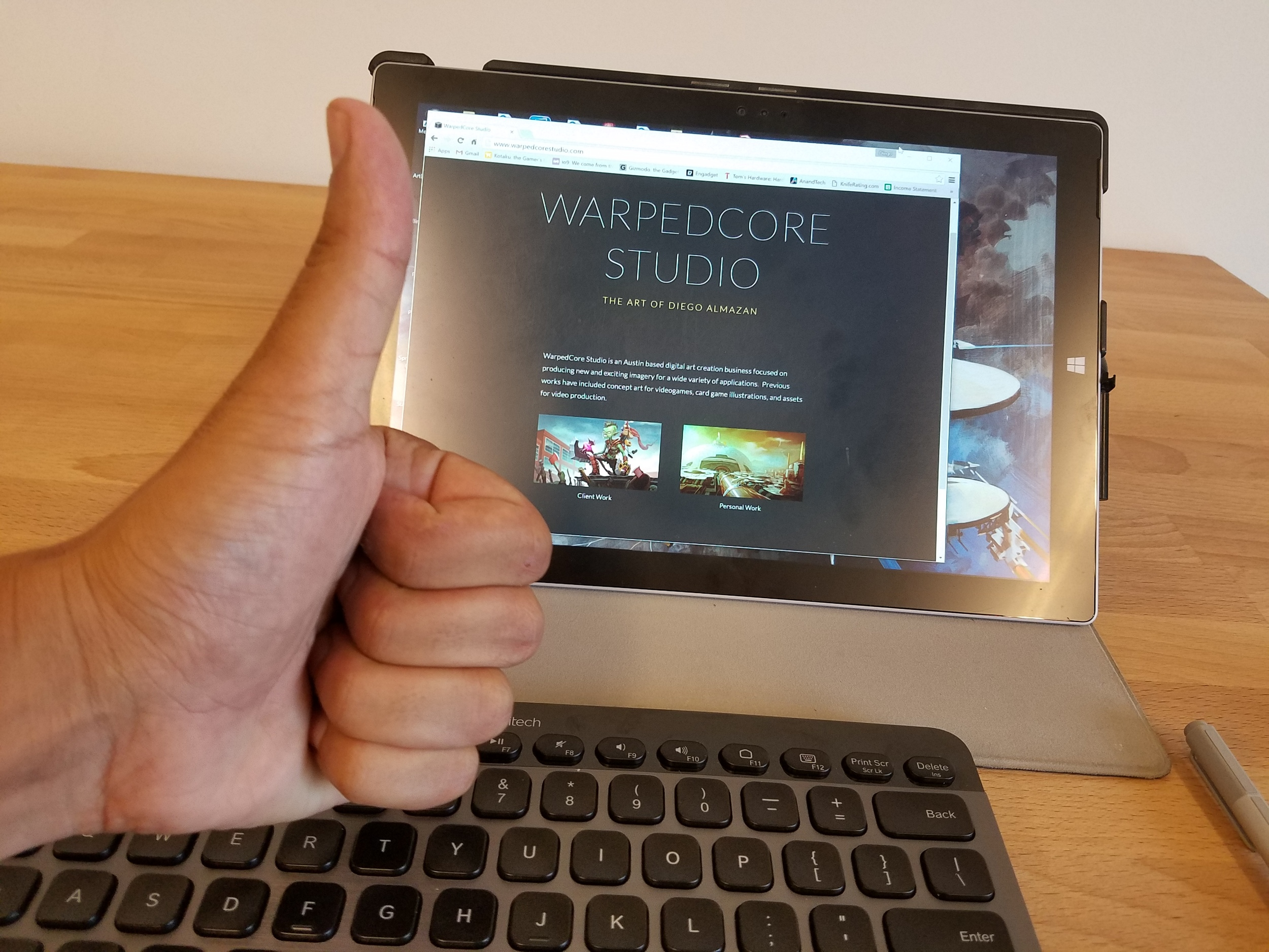 WarpedCoreStudio.com is a go!