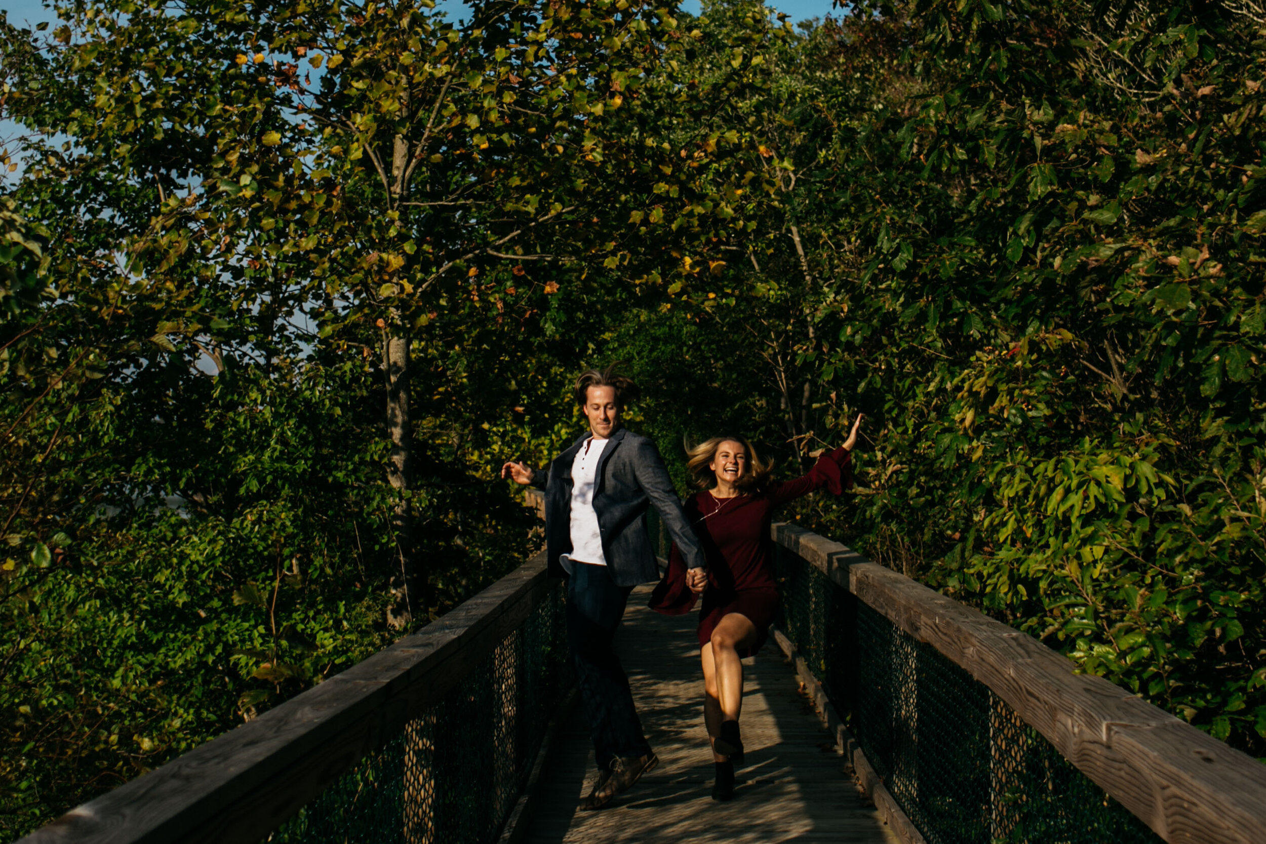 sasha_garth_engagement_mason_neck_state_park_summer_sunset_green_Forest-4.jpg