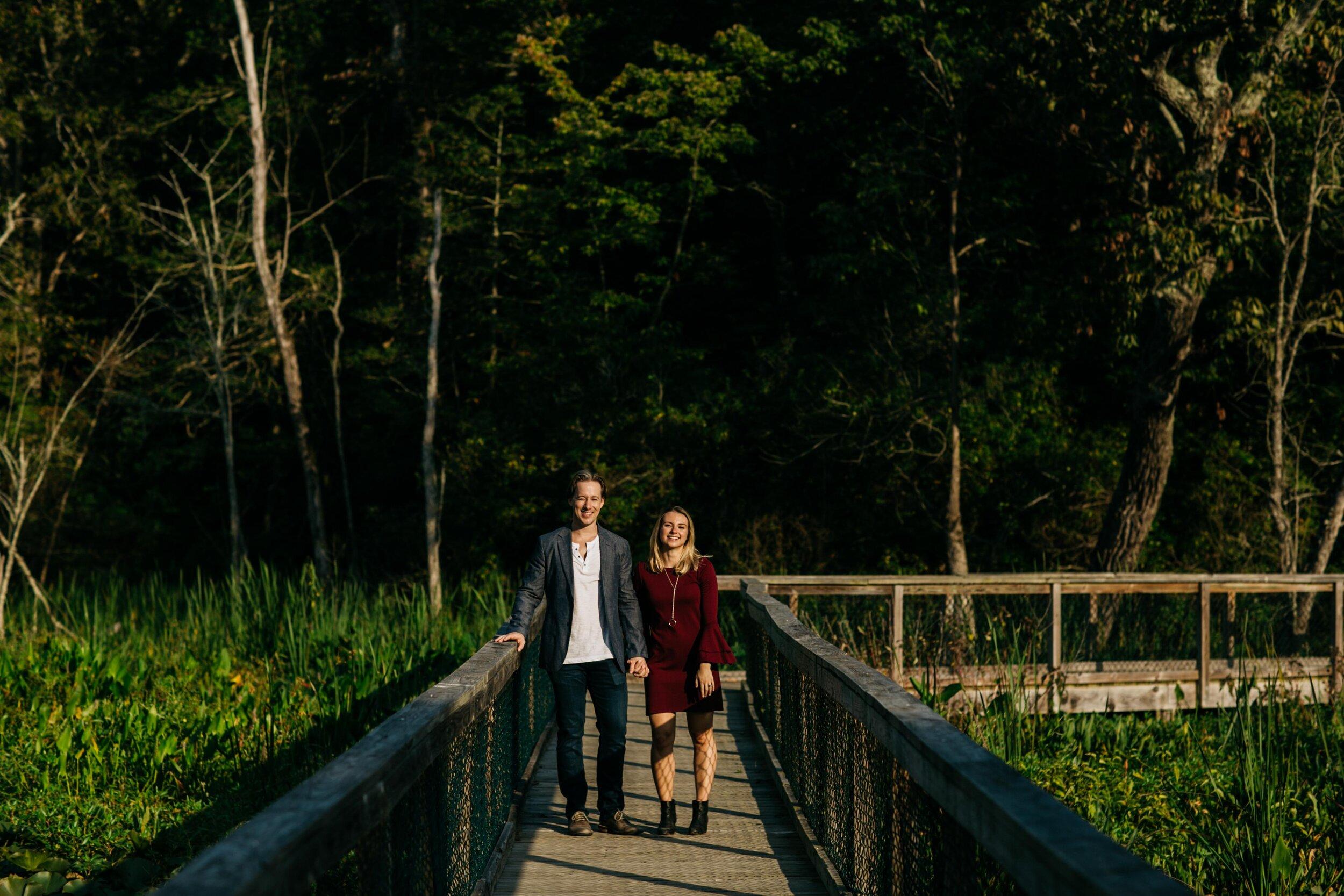 sasha_garth_engagement_mason_neck_state_park_summer_sunset_green_Forest-6.jpg