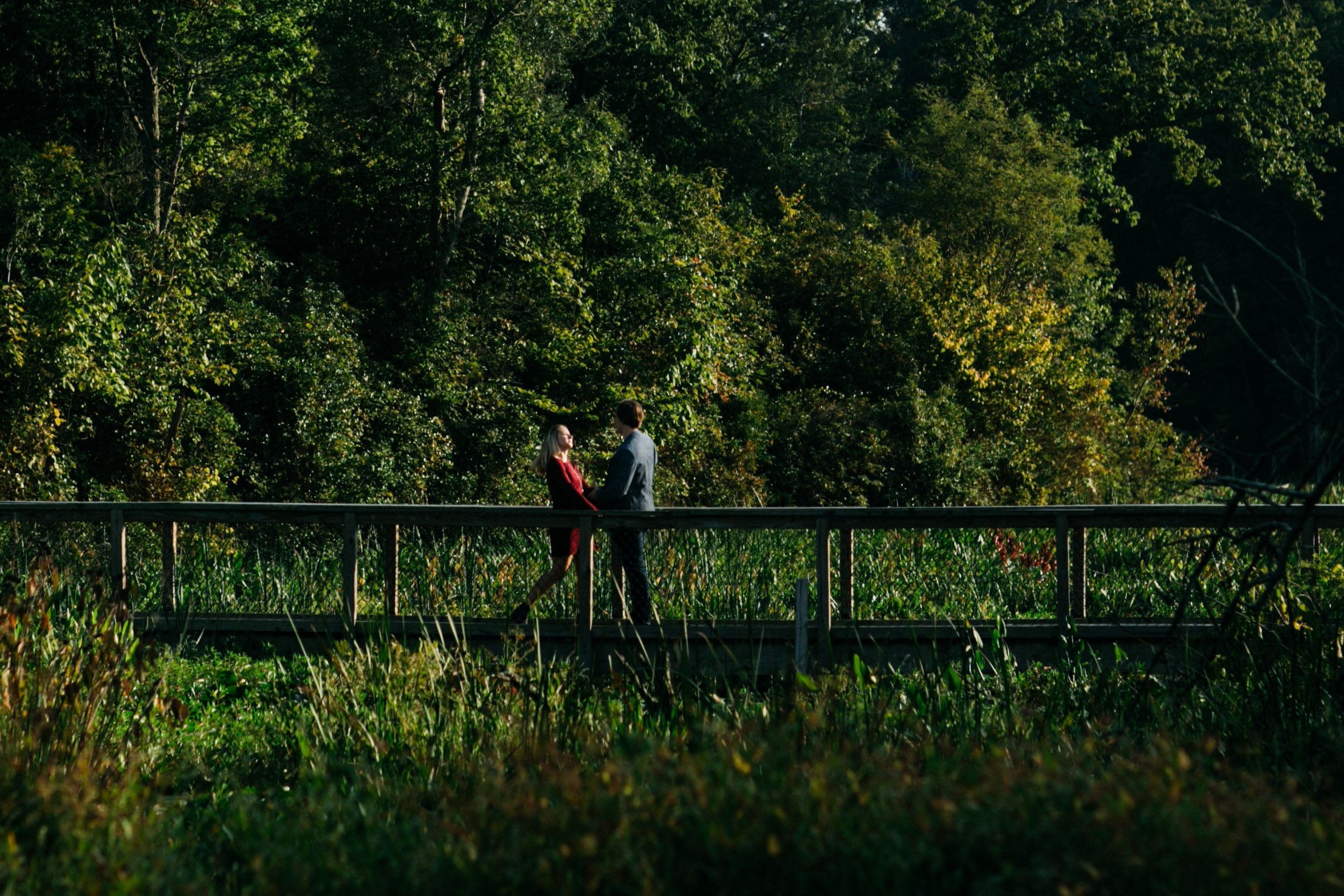 sasha_garth_engagement_mason_neck_state_park_summer_sunset_green_Forest-5.jpg