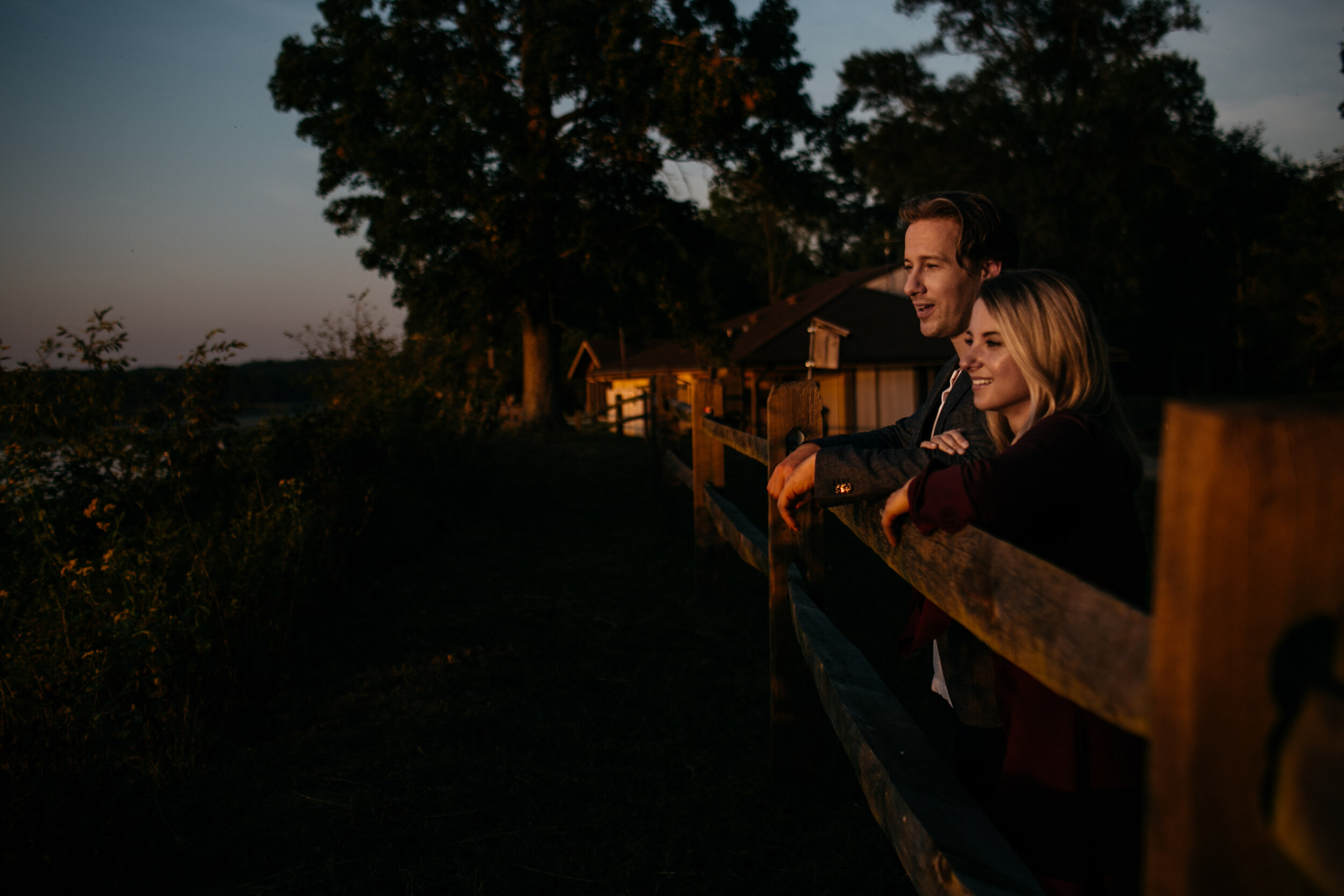 sasha_garth_engagement_mason_neck_state_park_summer_sunset_green_Forest-14.jpg