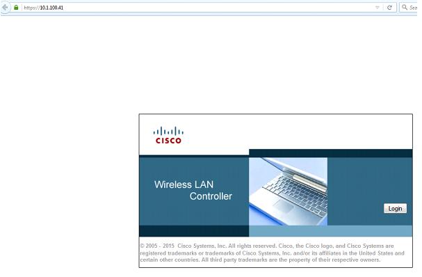 Wireless Controller Configuration — Networking fun