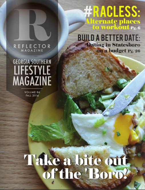 Reflector Magazine, Fall 2014