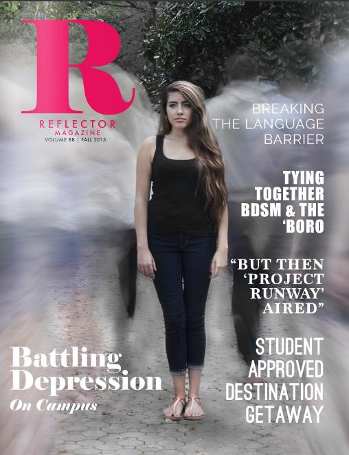 Reflector Magazine, Fall 2015
