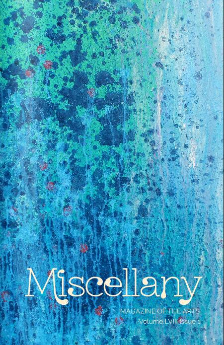 Miscellany Magazine of the Arts, Fall 2014