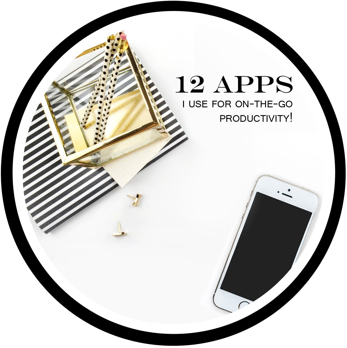 """I've been sharing a lot about my productivity lately on  Periscope TV  , aka, my favorite go-to apps for organizing my business and my life! We all have our favorites. One app I have recently added this year is..."""