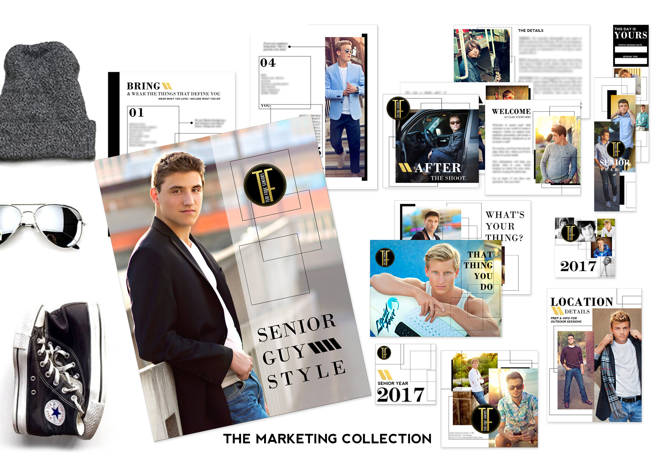 THE SENIOR GUY MARKETING KIT TO USE AT YOUR CONSULTATION OR TO SEND AFTER A PHONE CONSULT