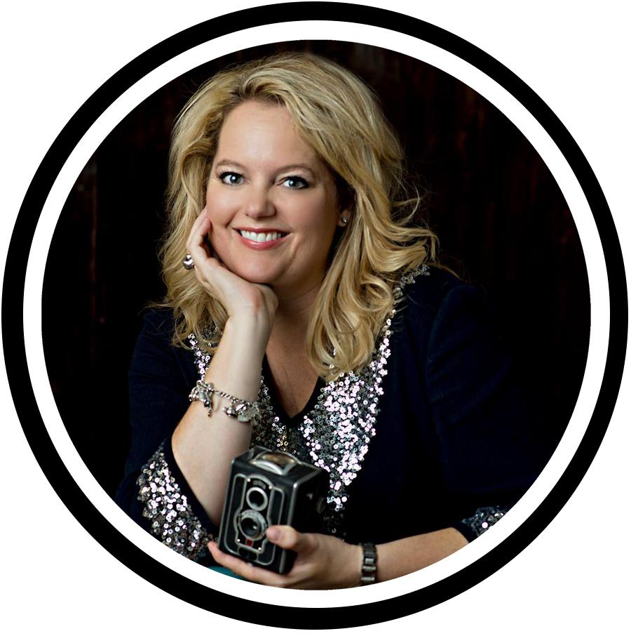 Kristi Franklin, owner of Kiki's Corner Photography