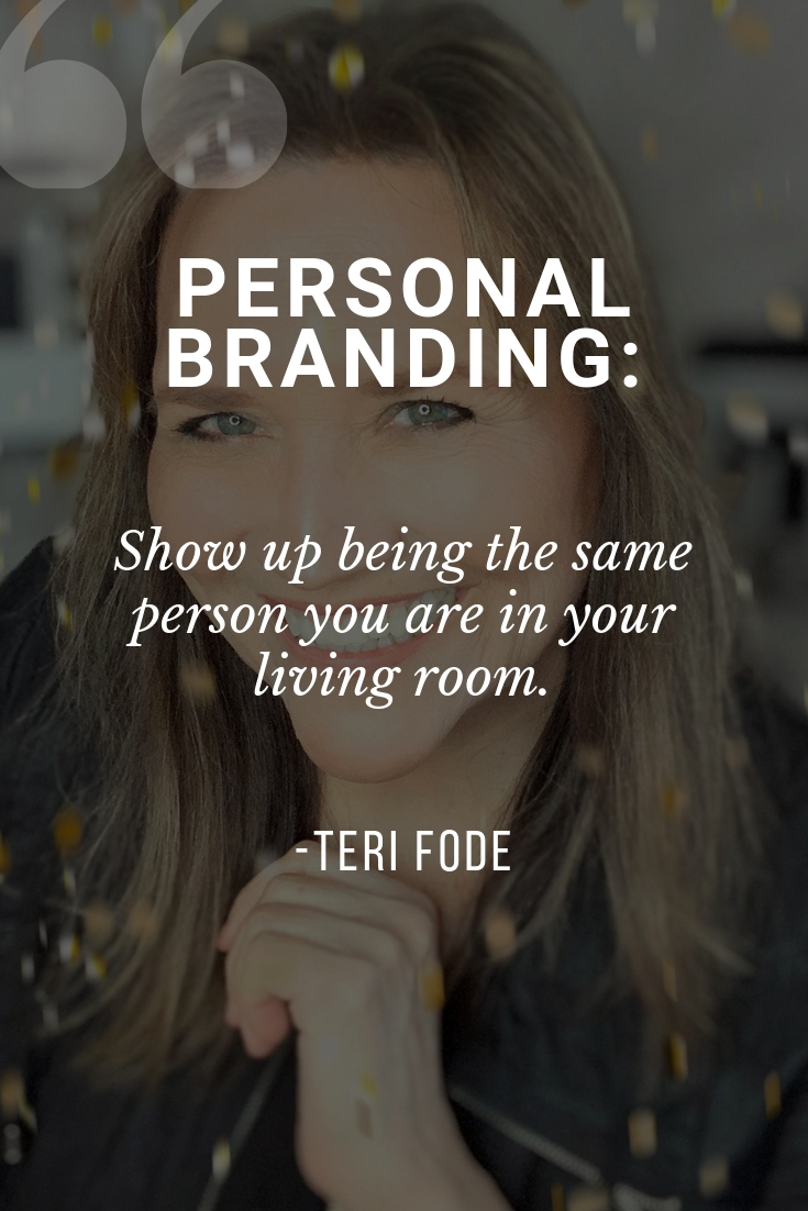 Personal branding for entrepreneurs who have a fear of self promotion; personal branding tips
