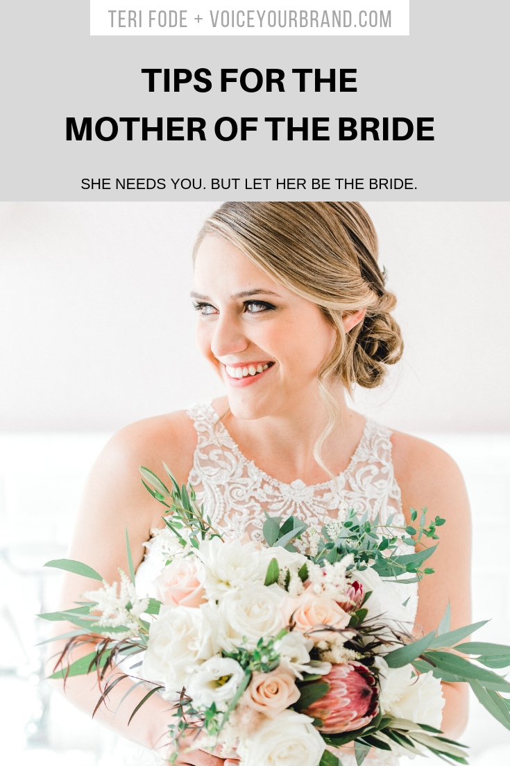 Tips for the mother of the bride for wedding planning,