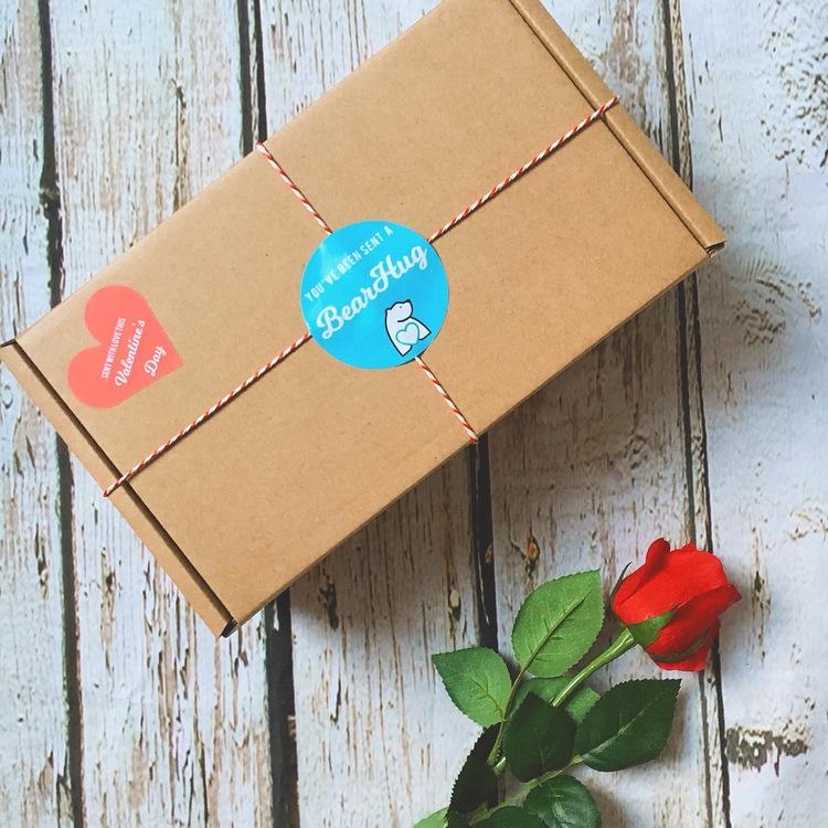 valentine's day bearhugs gifts box