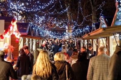 bearhugs harrogate christmas market
