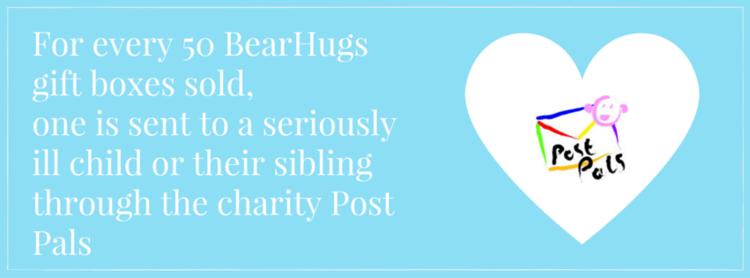 bearhugs post pals pay it forward