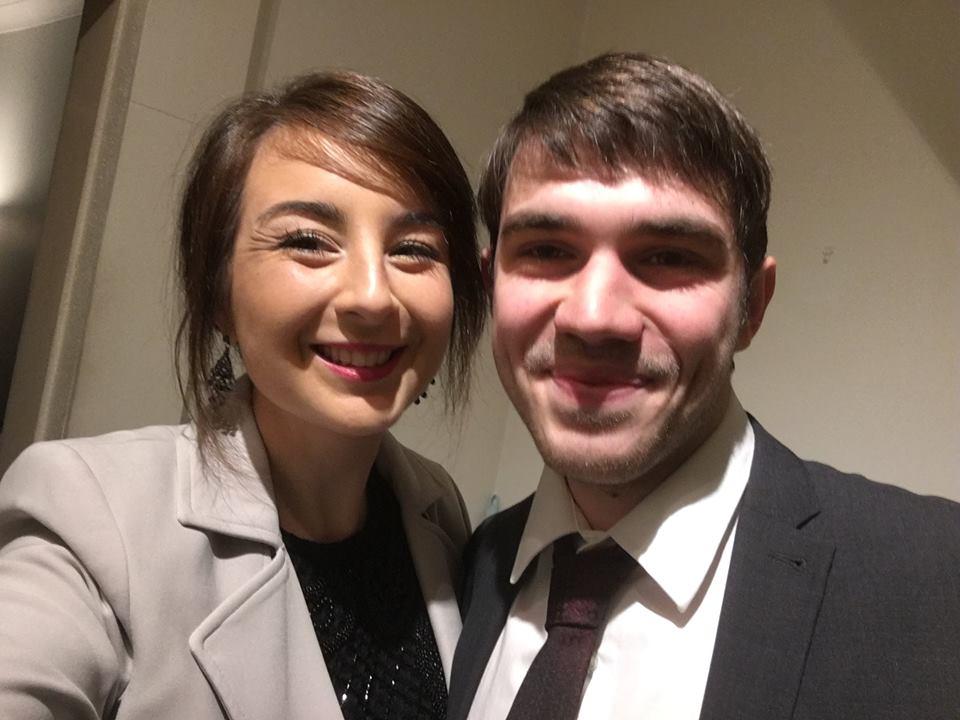 BearHugs at Sheffield Business Awards 2016