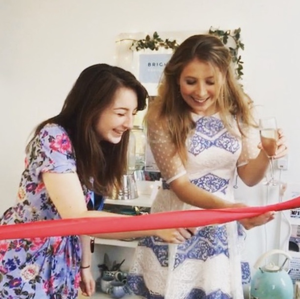 Opening the Bright Bears Office