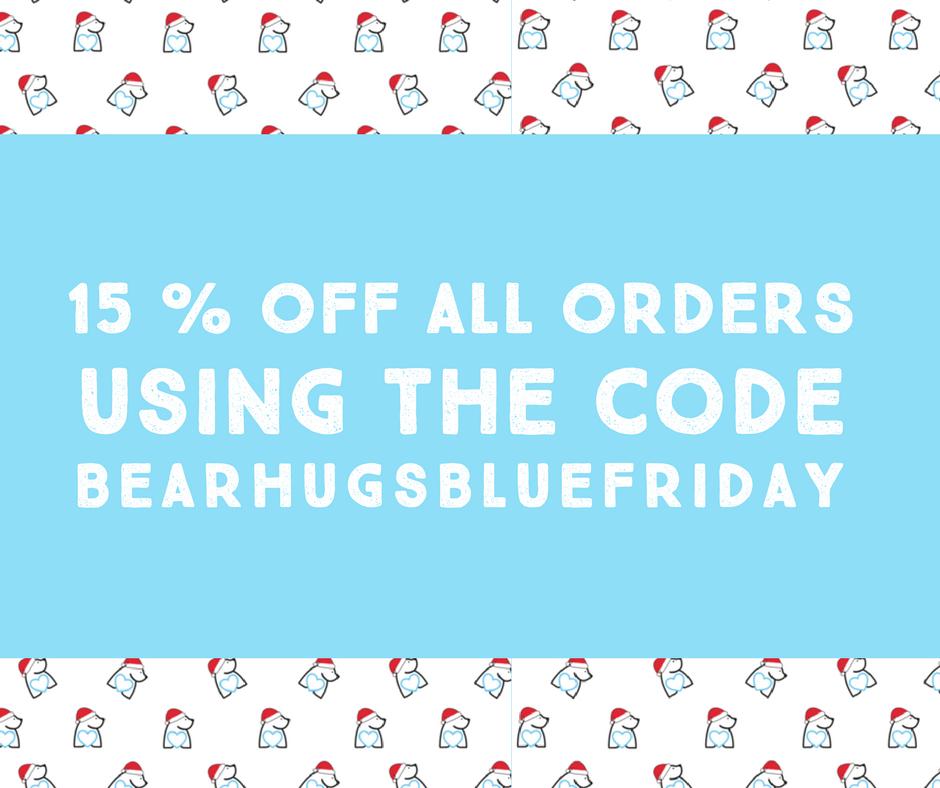 bearhugs discount code