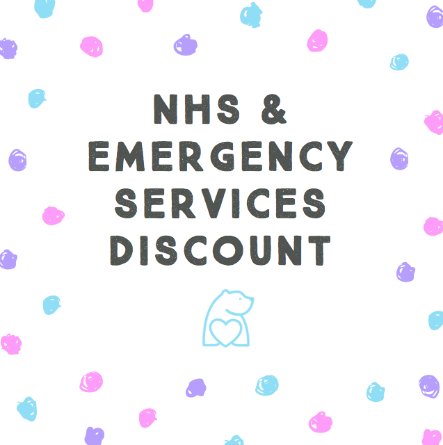 bearhugs thinking of you gift nhs emergency service discount code