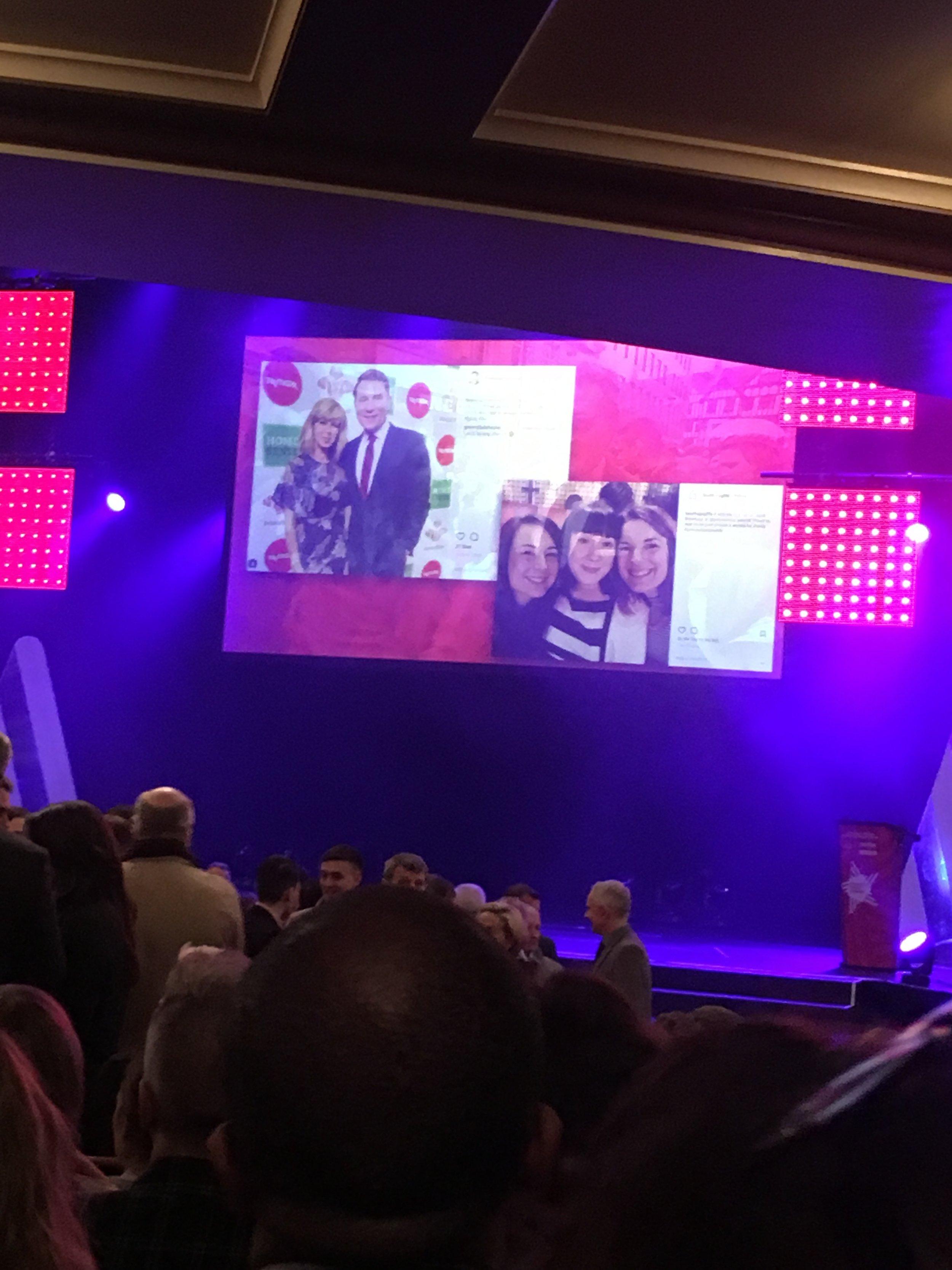 Prince's Trust Awards 2018